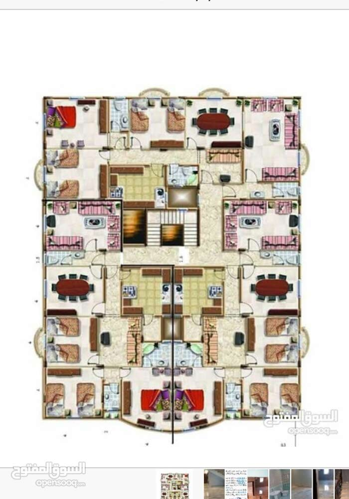 Best property you can find! Apartment for sale in Abruq Ar Rughamah neighborhood