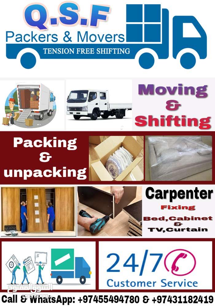 Qatar Best Relocation service at Qatar