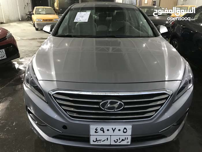 Used condition Hyundai Sonata 2017 with 1 - 9,999 km mileage