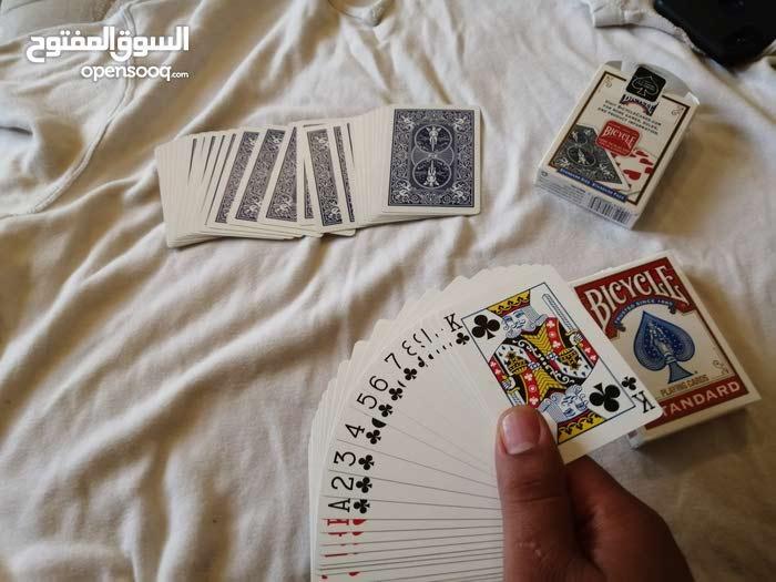 كارطة بايسكل أصلية bicycle playing cards