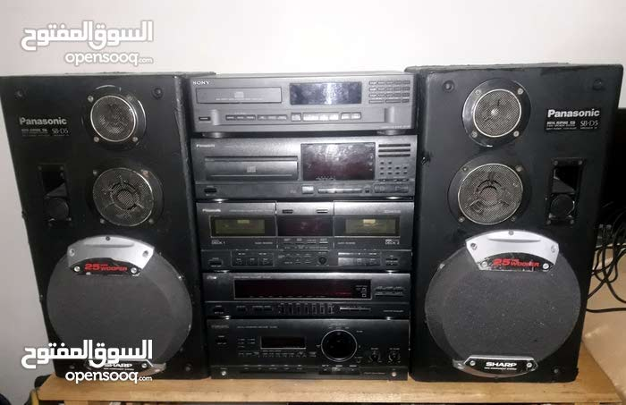 Used Stereo for sale from the owner - (106325328) | Opensooq