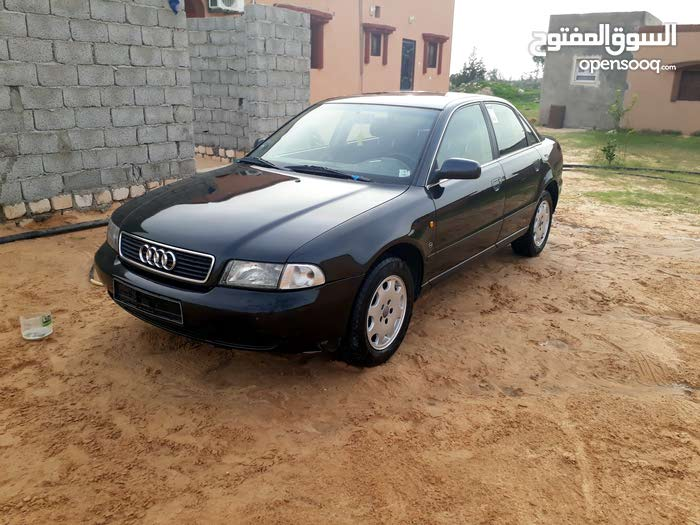 Audi A4 car for sale 1998 in Zawiya city