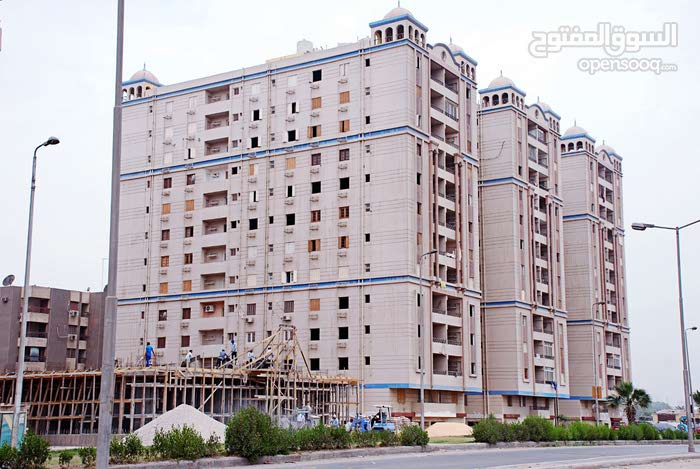 for sale apartment consists of 2 Rooms - Masr al-Kadema