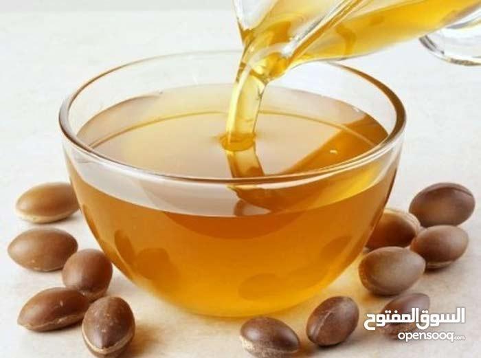 Naturel moroccan argan oil  200ml for 100rq زيت اركان المغربي طبيعي 100% 200مل ب