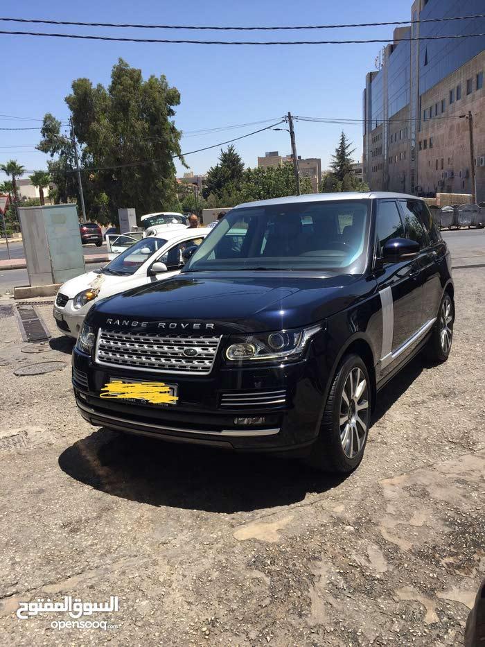 10,000 - 19,999 km mileage Land Rover Range Rover for sale