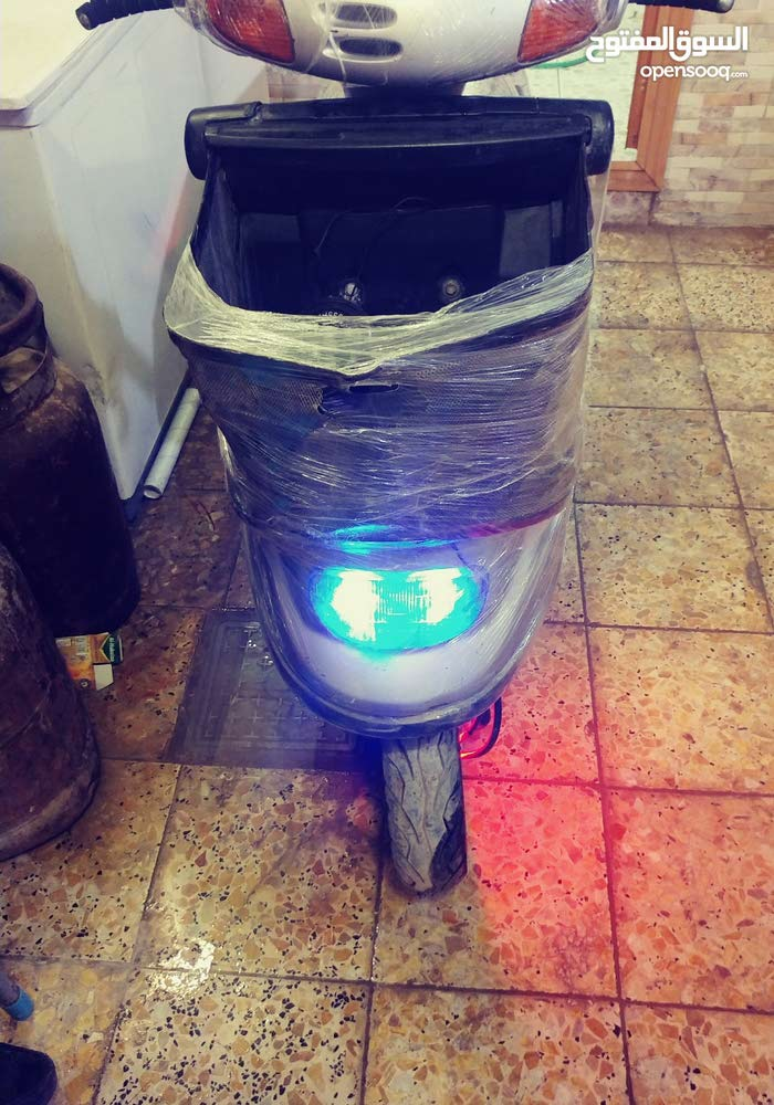 Used Yamaha motorbike up for sale in Karbala