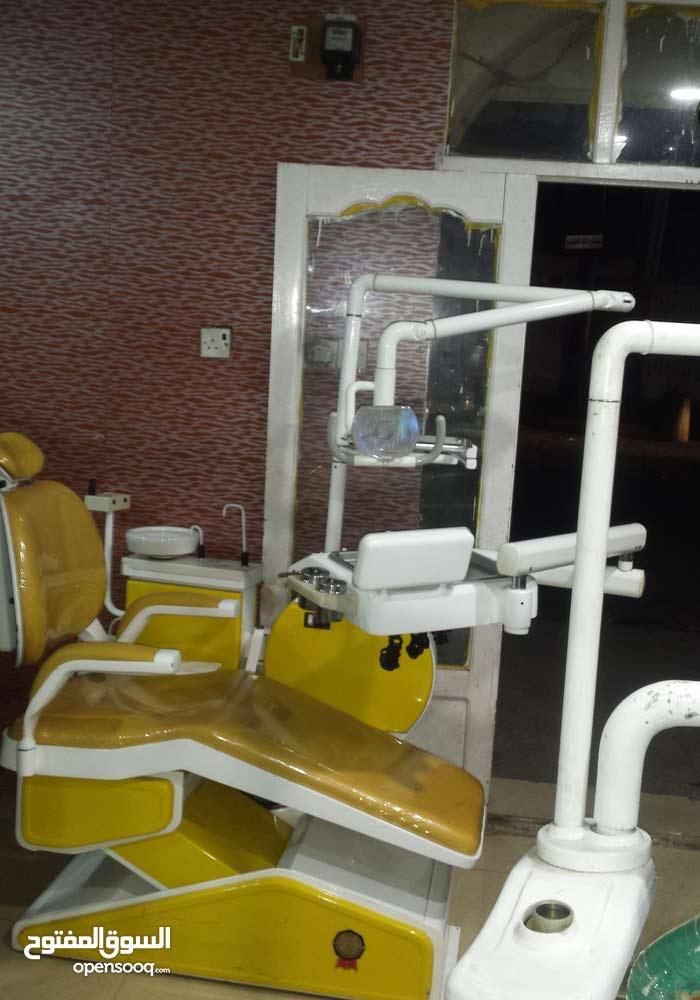 للبيع كرسي.اسنان.سوري.شبةجديدالسعر2000دولارسعرةحاليه6000الف دولارلايوجدغي اليمن