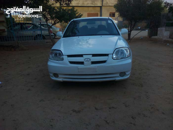 Used condition Hyundai Accent 2005 with 150,000 - 159,999 km mileage