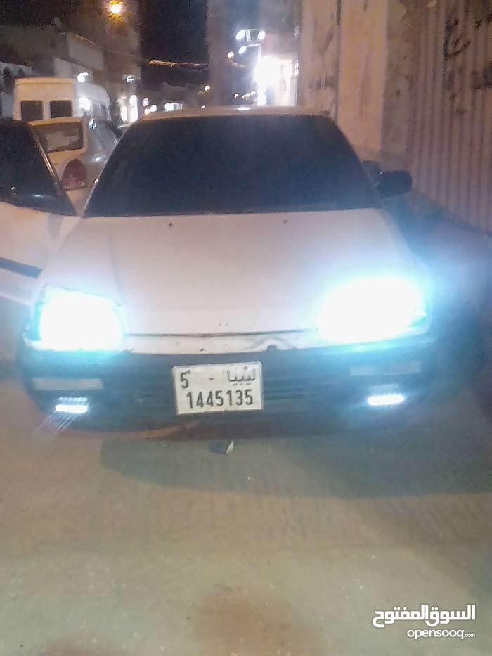 Honda Civic car for sale 1990 in Tripoli city