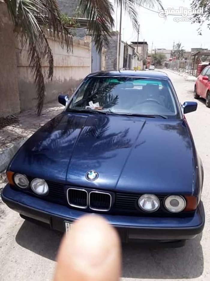 525 1991 - Used Automatic transmission