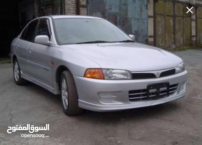 Manual Silver Mitsubishi 1996 for sale