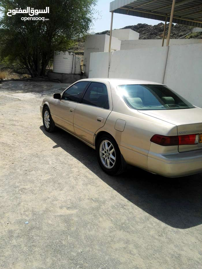 For sale 2001 Gold Camry