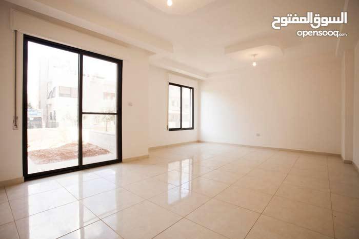 شقة 144 م ارضية مع حديقة ومدخل خاص في ام نوارة الجديدة