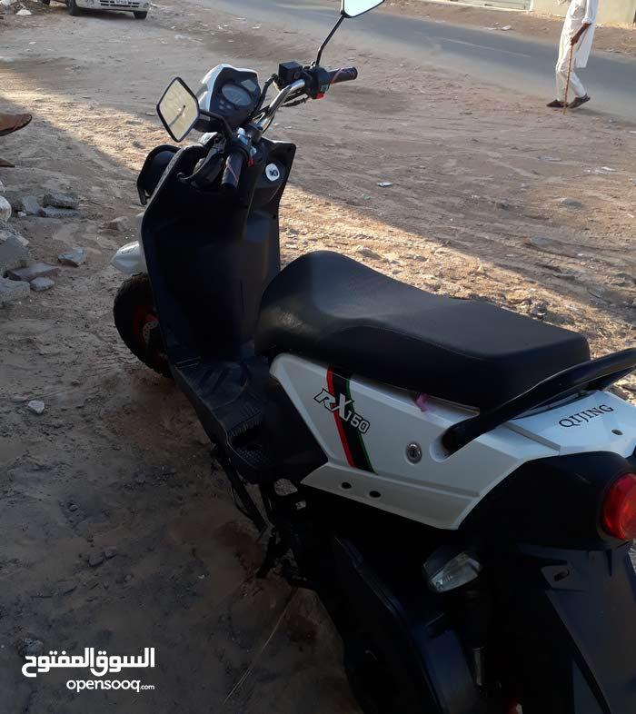 Vespa motorbike for sale made in 2010