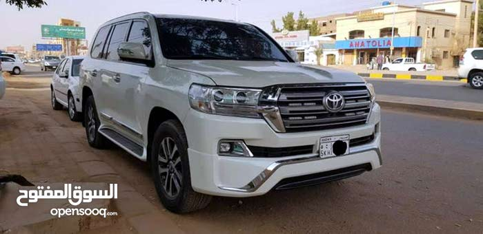 For sale Toyota Land Cruiser car in Khartoum