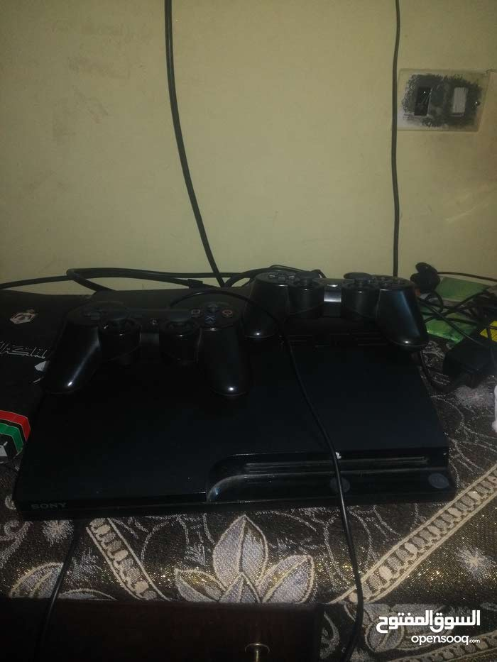 Amman - There's a Playstation 3 device in a Used condition