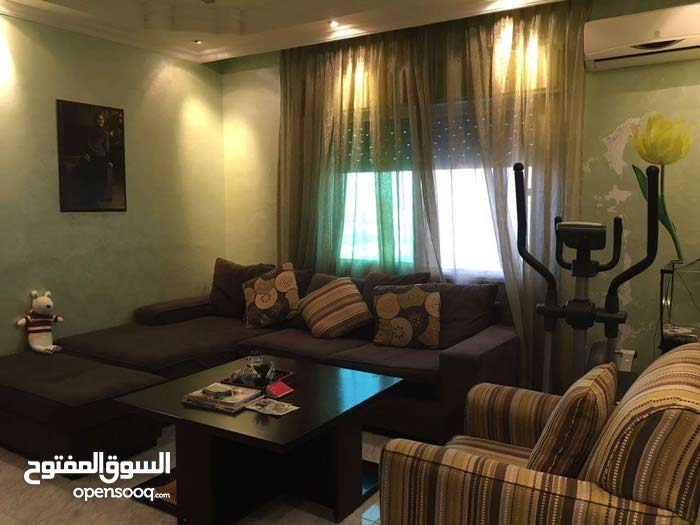 Fourth Floor  apartment for sale with 3 rooms - Amman city Abu Nsair