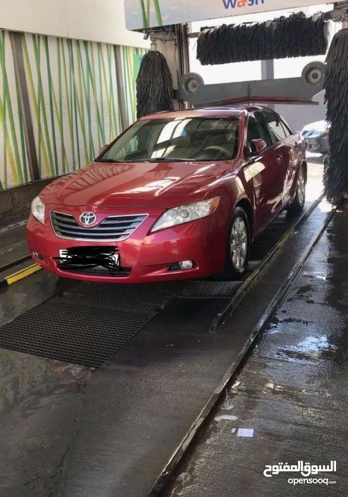 Toyota Camry 2007 For sale - Maroon color