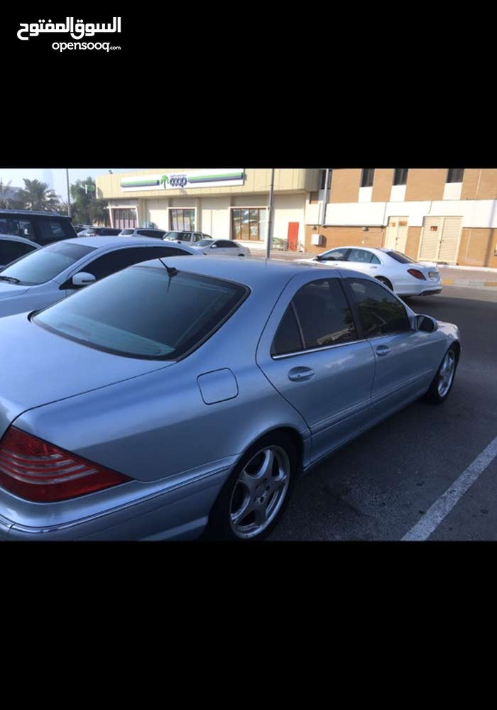 Mercedes Benz S 300 2002 for sale in Abu Dhabi