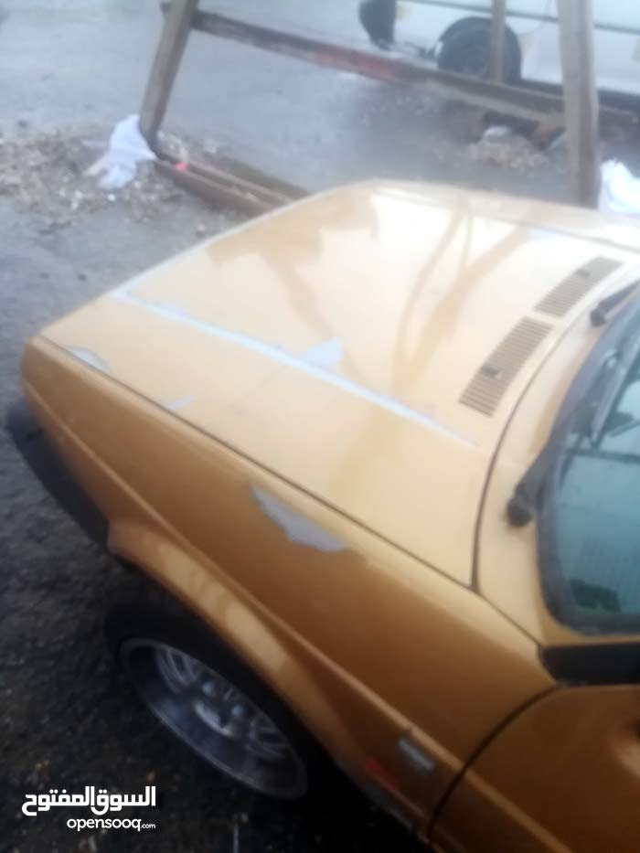 For sale 1988 Gold GTI
