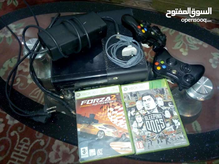 A Xbox 360 device up for sale for video game lovers