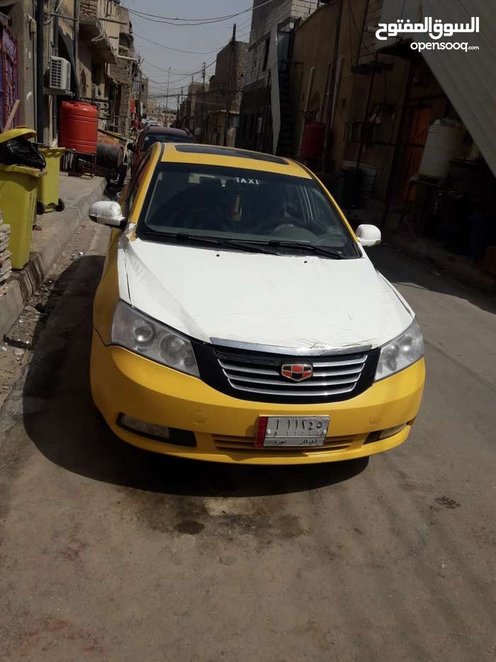 km Geely Emgrand 7 2012 for sale