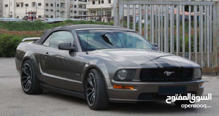 Ford Mustang 2005 in Good condition for sale