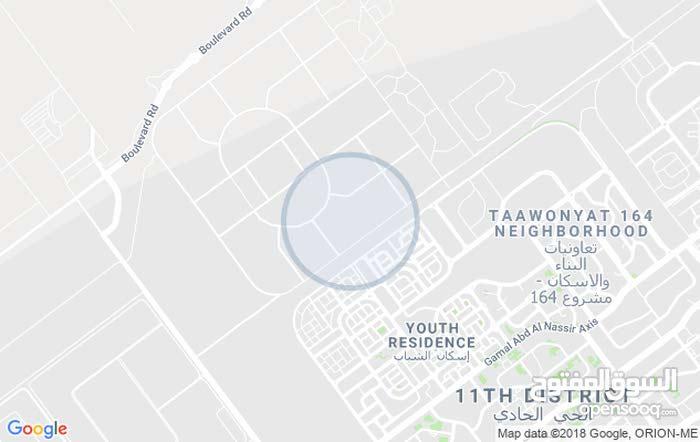 ارض التوسعات الشمالية بمدينة6اكتوبر 1750000