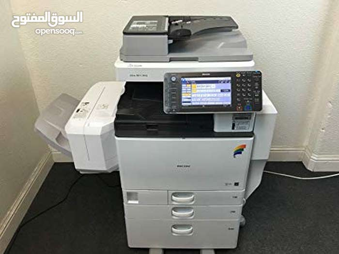 Ricoh Refurbished Colour Printer with One Year Warranty