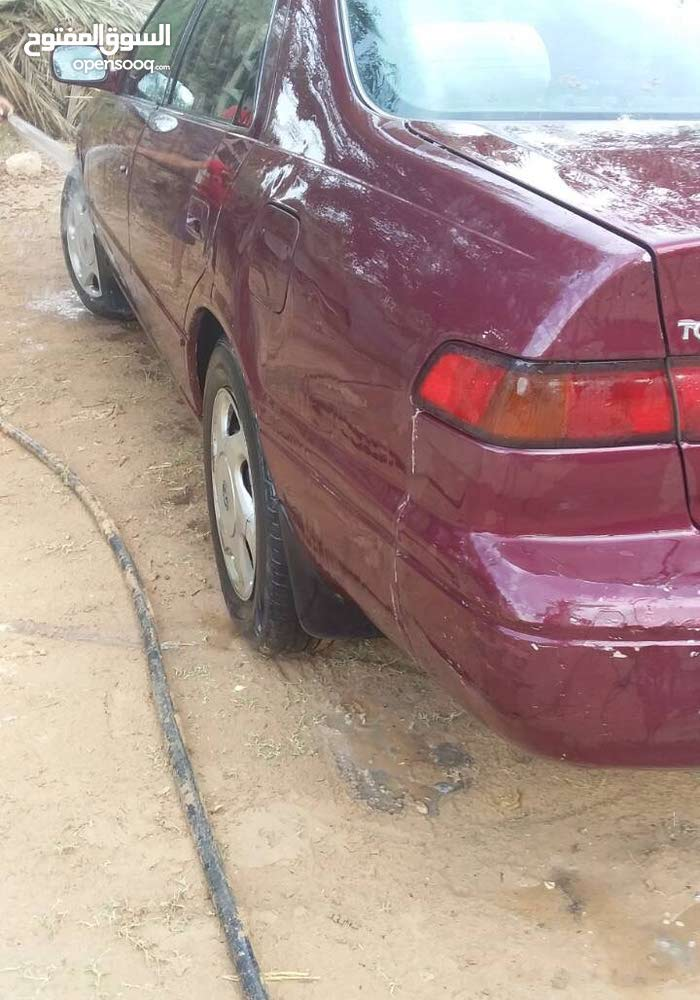 For sale 2000 Maroon Camry