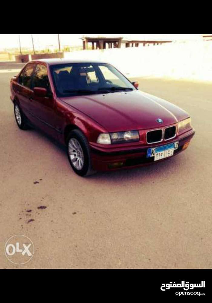 1994 BMW in Al-Fashir