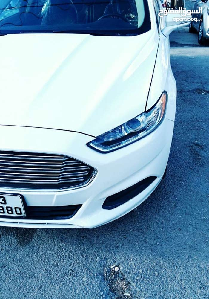 Hybrid Fuel/Power   Ford Fusion 2016