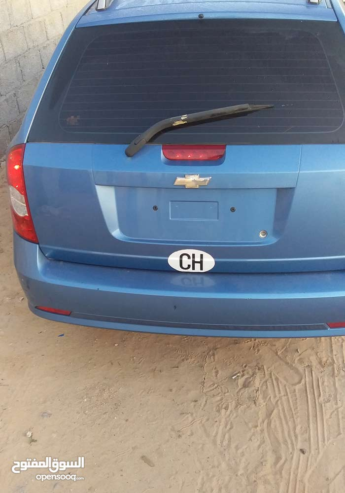 For sale 2008 Blue Optra