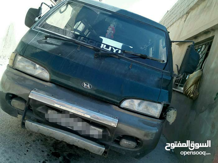 Used Hyundai H100 in Irbid