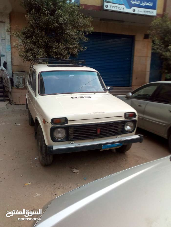 Lada Niva 1993 in Giza - Used