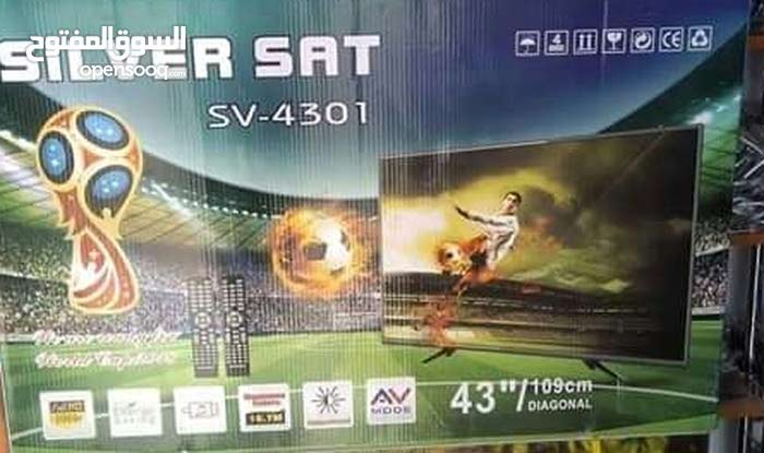 Others 43 inch TV for sale