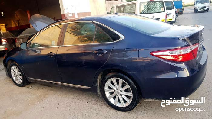 km Toyota Camry 2016 for sale