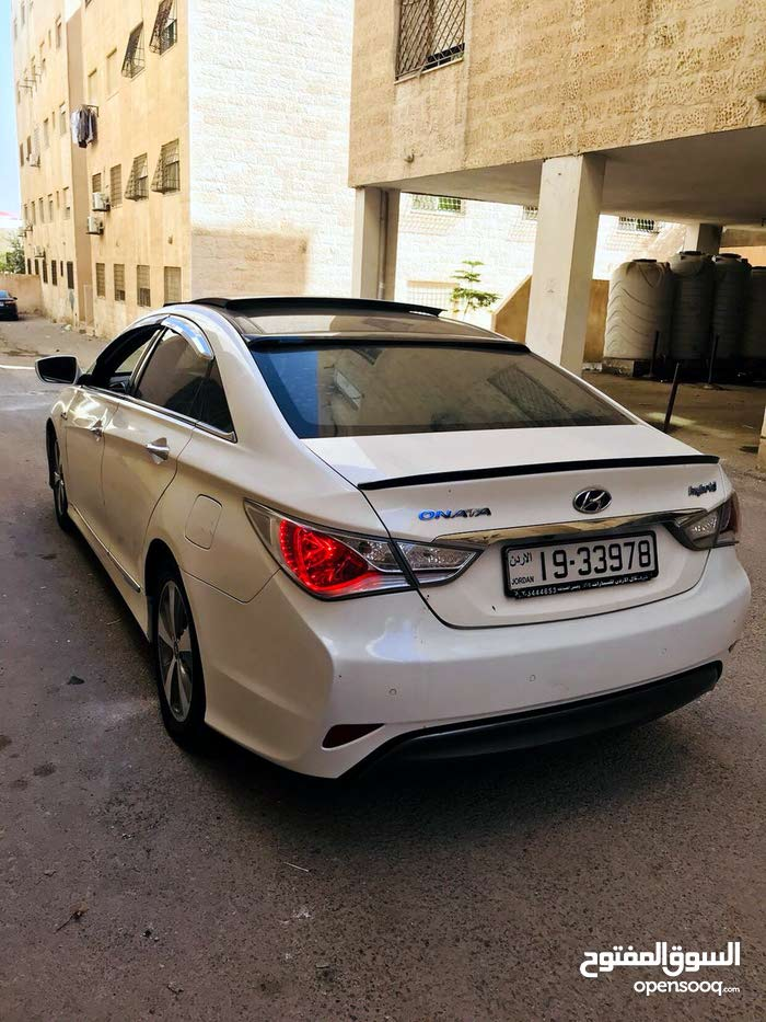 Automatic  2014 Sonata for rent