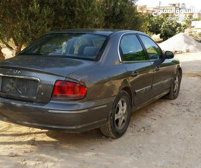 2003 Hyundai Sonata for sale in Jebel Akhdar