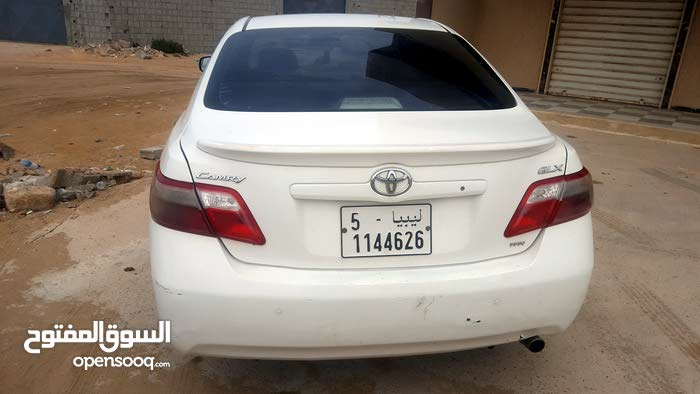 Camry 2008 - New Automatic transmission