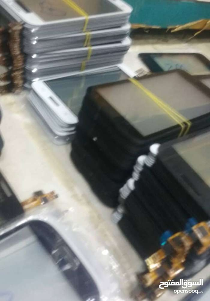 الان متوفر لدينا يوسف فون شاشات جالكسي S3 - S4 - S5