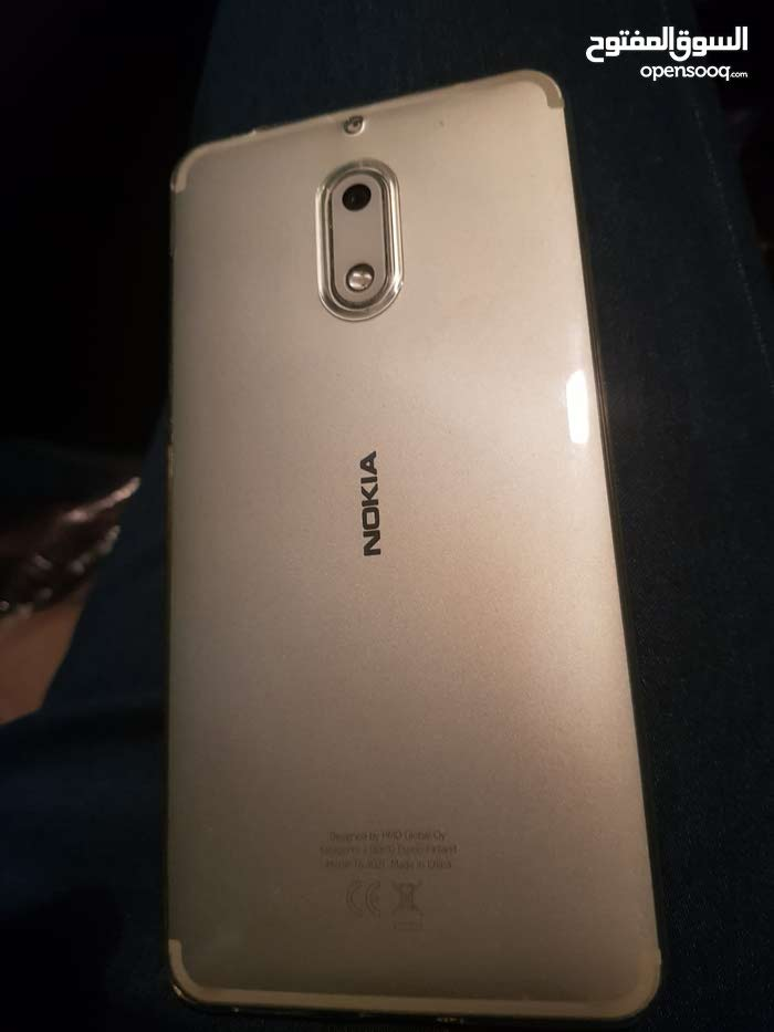 4 sale or exchange Nokia 6 32 GB silver color