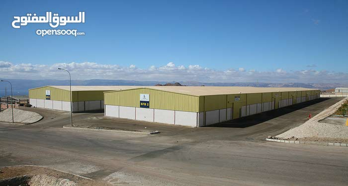 استثمر في أكبر مجمع للصناعة والتخزين في منطقة العقبة الاقتصادية الخاصة – الأردن