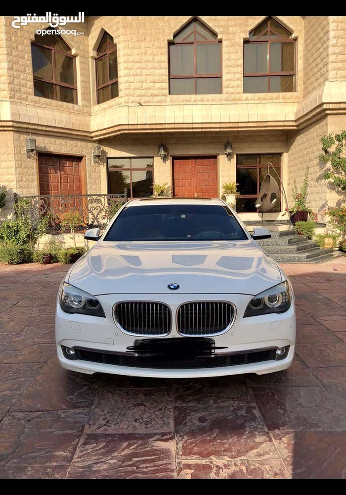 For sale Used BMW 750