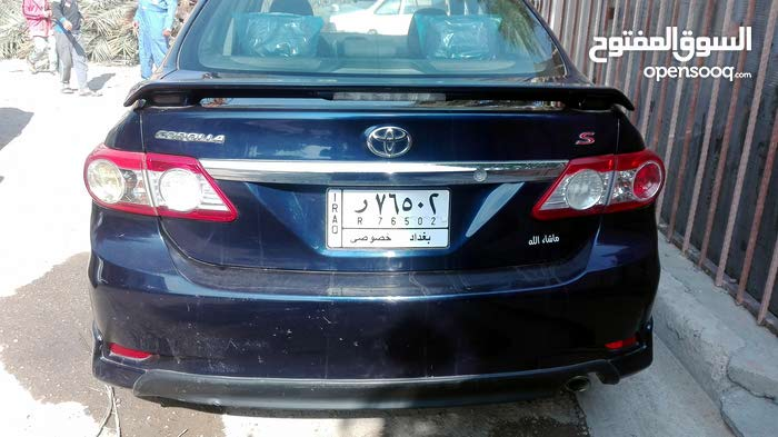 Corolla 2012 for Sale