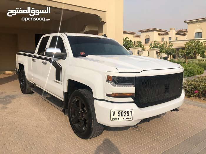 Chevrolet Silverado 2016 in Dubai - Used