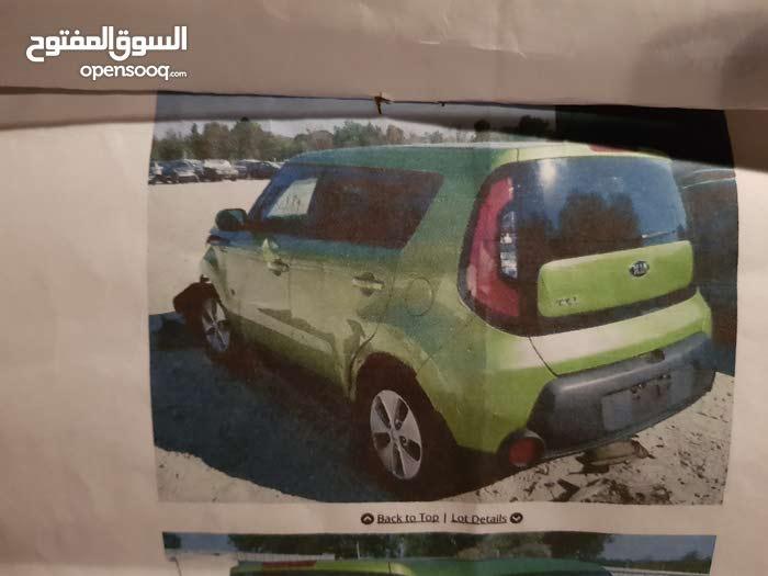 Kia Soal car for sale 2015 in Baghdad city