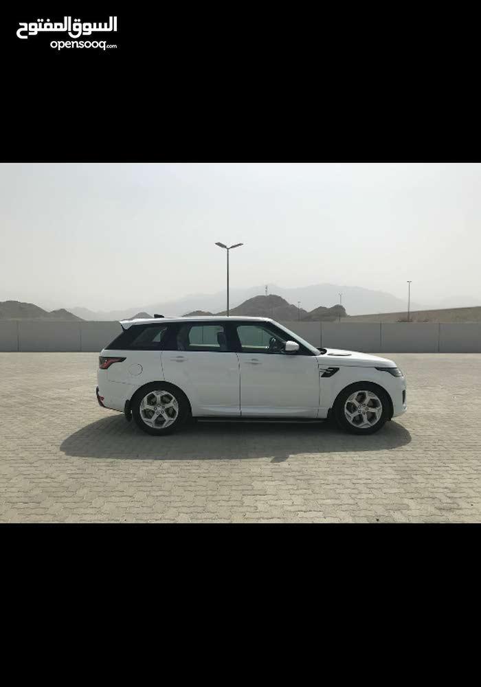 rent a Range Rover Sport 2019