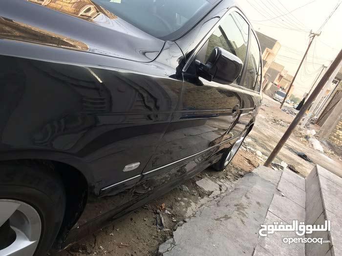 Gasoline Fuel/Power   BMW 528 2000
