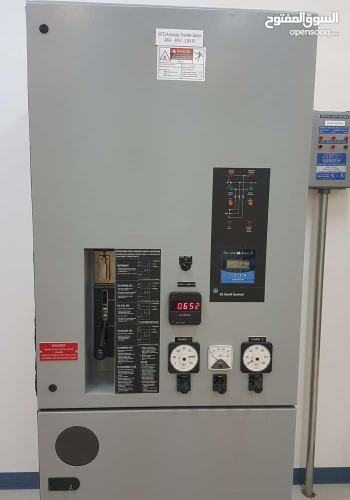 فني كهرباء {دبلوم ثلاث سنوات} Electrical Technician